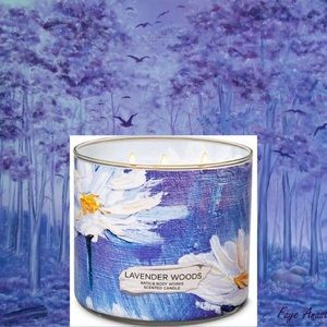 "NEW ""Lavender Woods"" Candle"